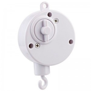 1 Pc Baby Mobile Crib Bed Bell Toy Windup Movement Music Box Machine Nursery Decoration