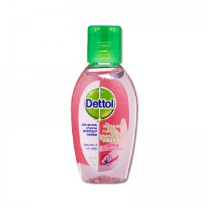 Dettol Instant Hand Sanitizer - Soothe 50ml x 3s