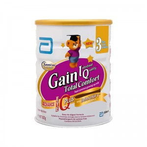 Similac Gain IQ Total Comfort Stage 3 820g x 2s