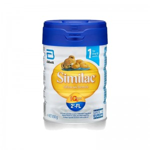 Similac 2-FL Stage 1 Milk Formula - 850g x 2s