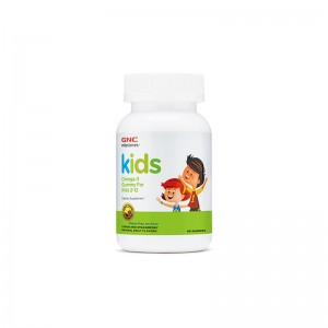 GNC Kids Gummy Omega-3 60 gummies