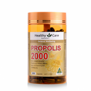 Healthy Care-Propolis 2000mg 200Capsules